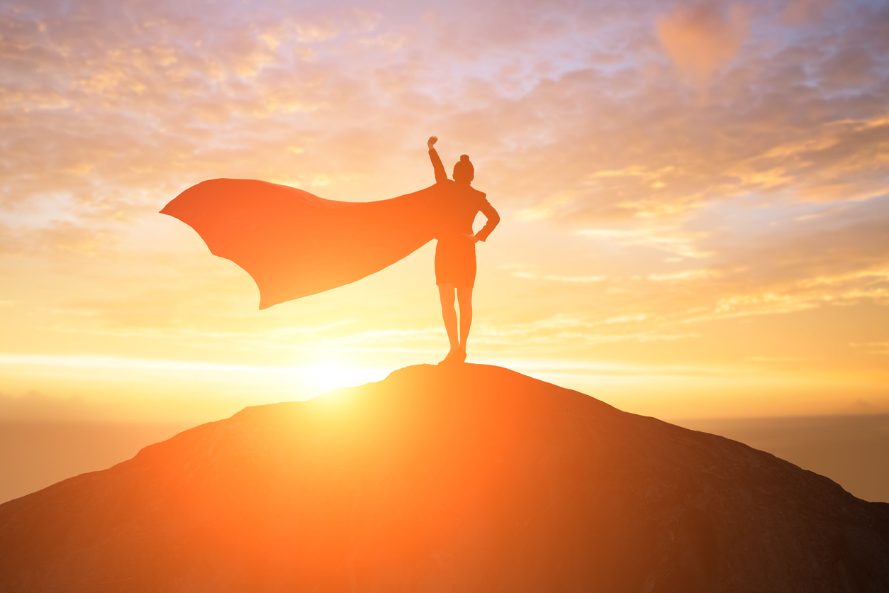 Digital Leadership - Are you the hero of your story…
