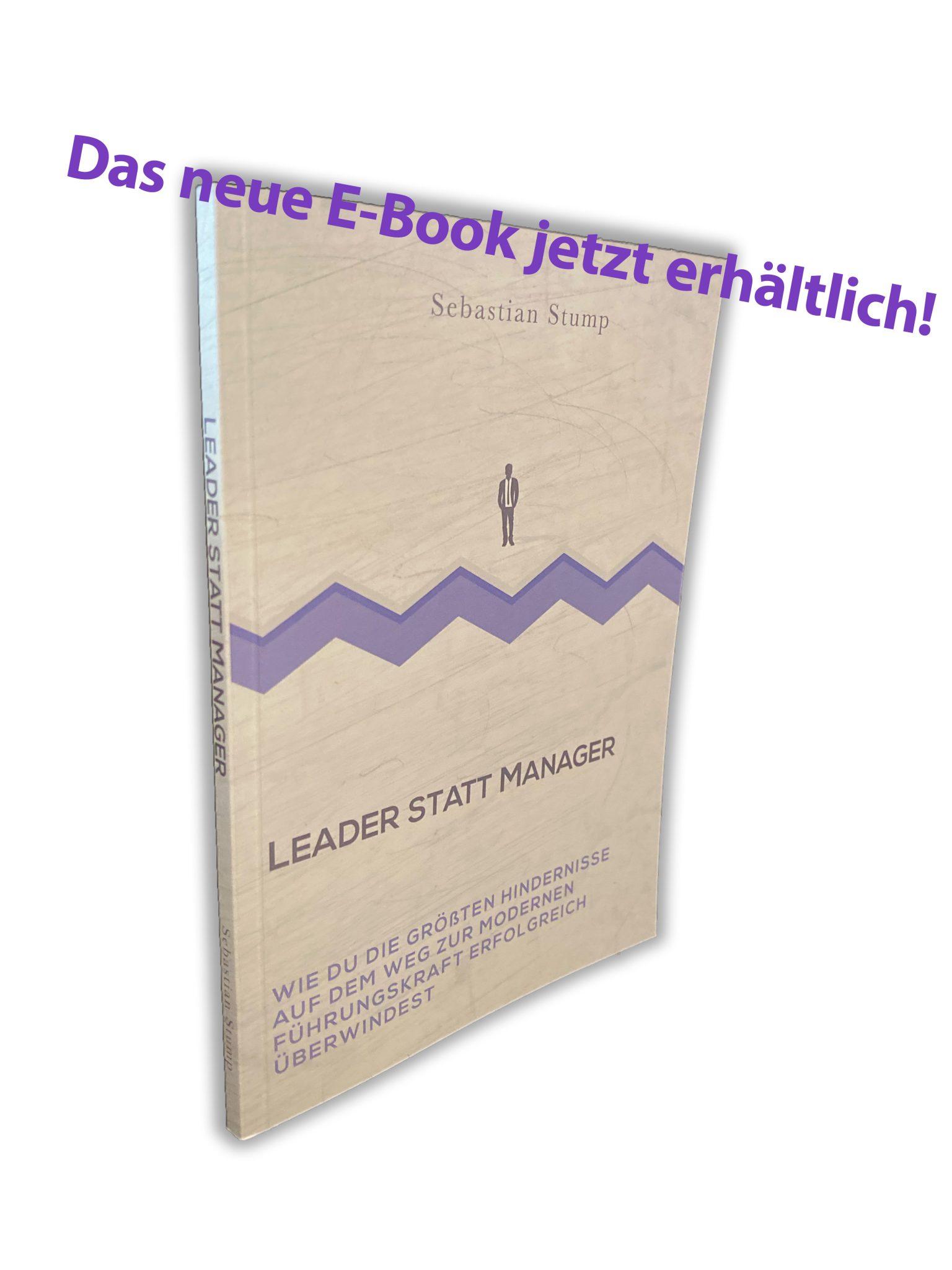 Agile Methoden von der Praxis für die Praxis -   Leader statt Manager