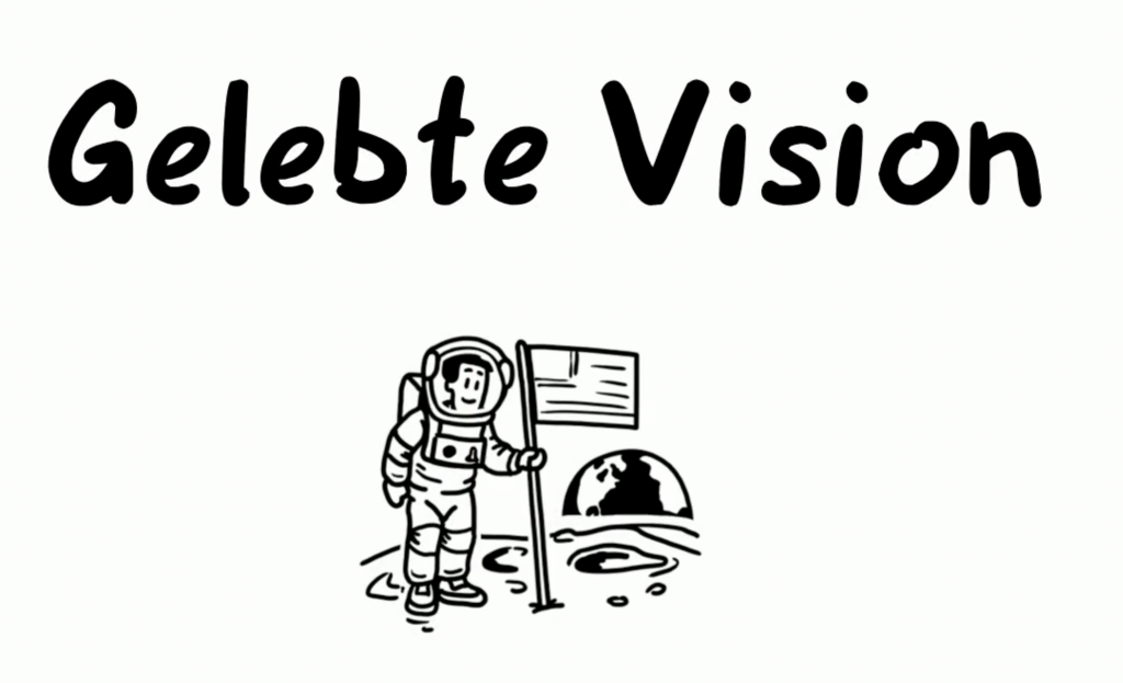 Digitaler Wandel: gelebte Vision